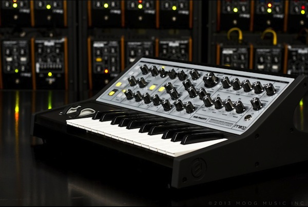 Moog's Sub Phatty Synthesizer