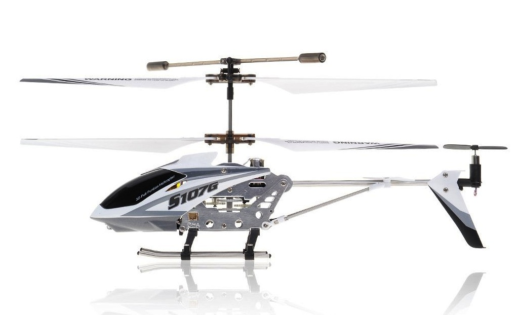 Syma Indoor Co-Axial R/C Helicopter