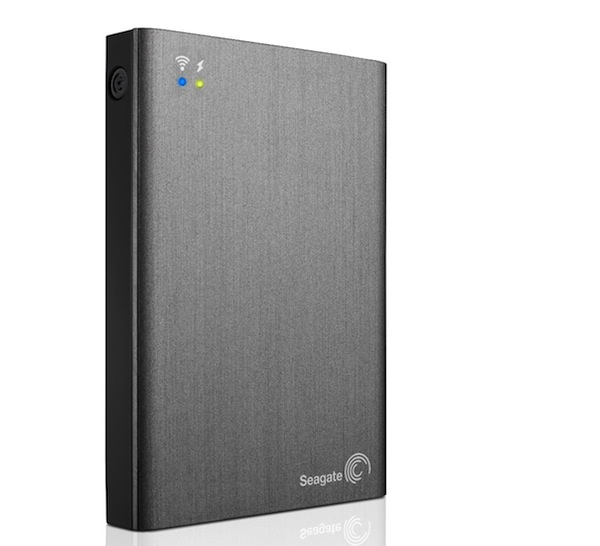 Seagate Wireless Plus Hard Drive