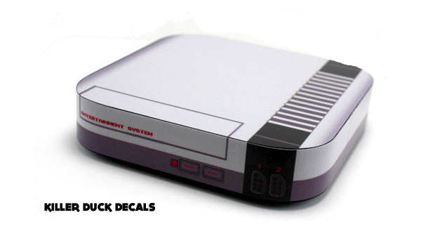 NES Console Apple TV Skin