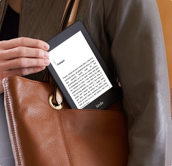 The New Kindle Paperwhite
