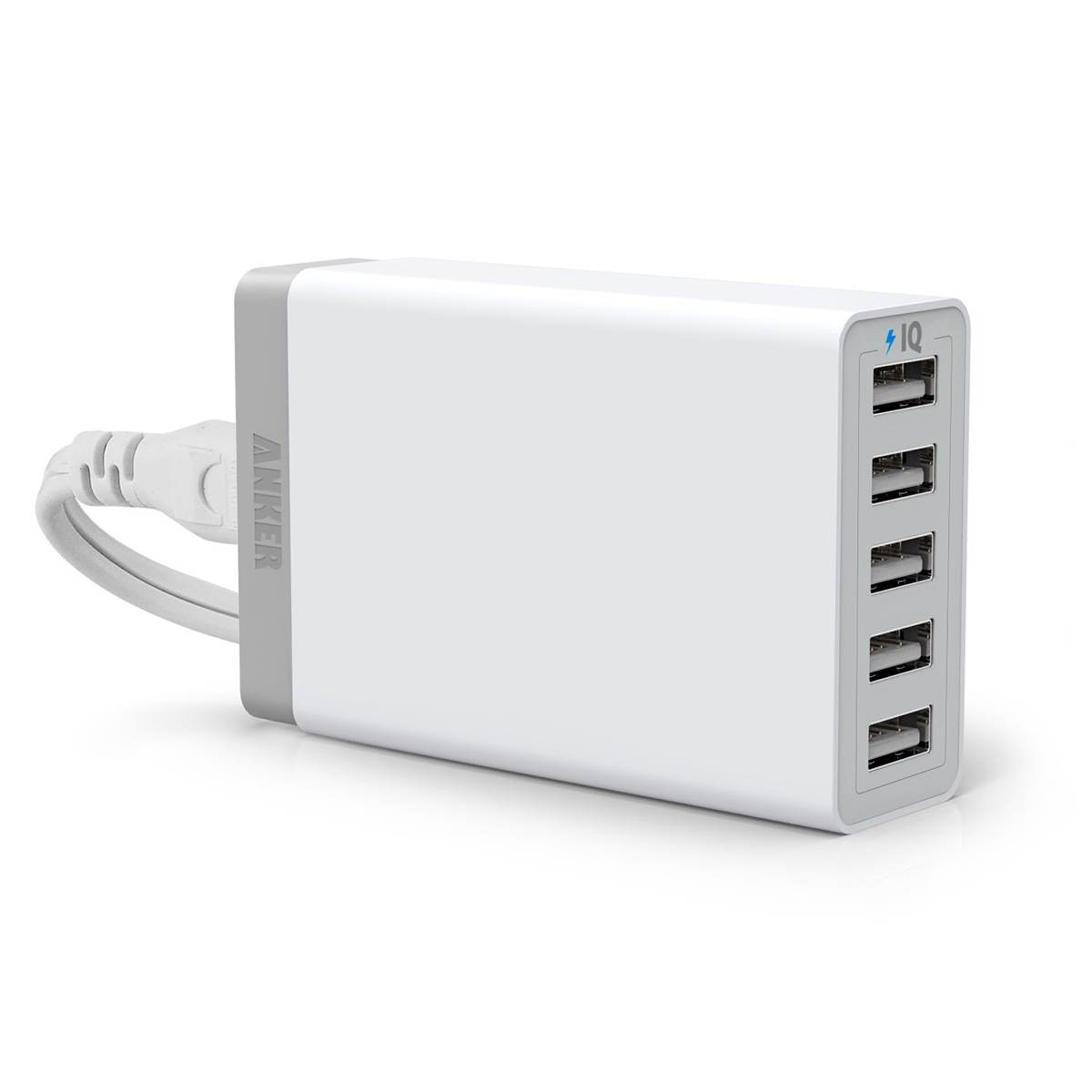 Anker 40W 5-Port USB Charger