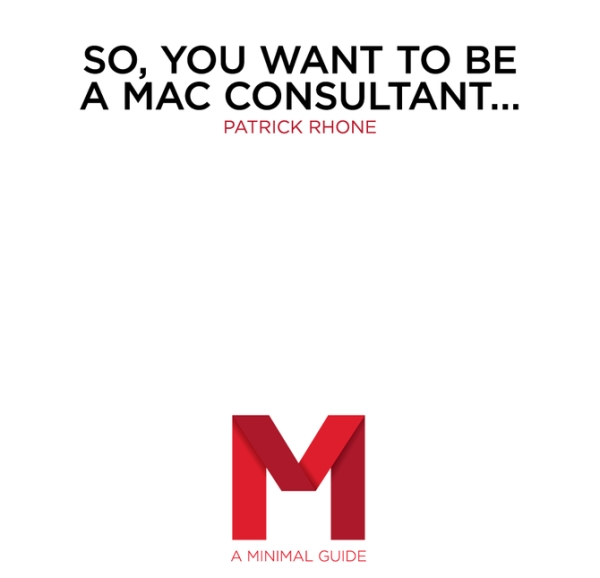 Apple Consulting &#8211; A Minimal Guide