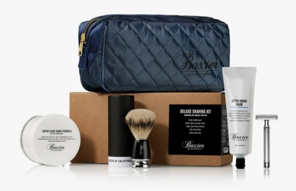 Baxter of California Shaving Kit