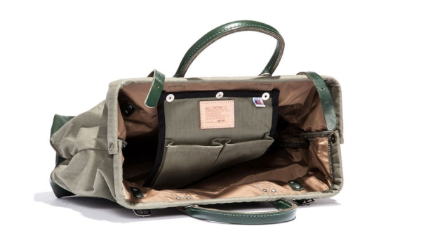 Billykirk No. 165 Medium Carryall
