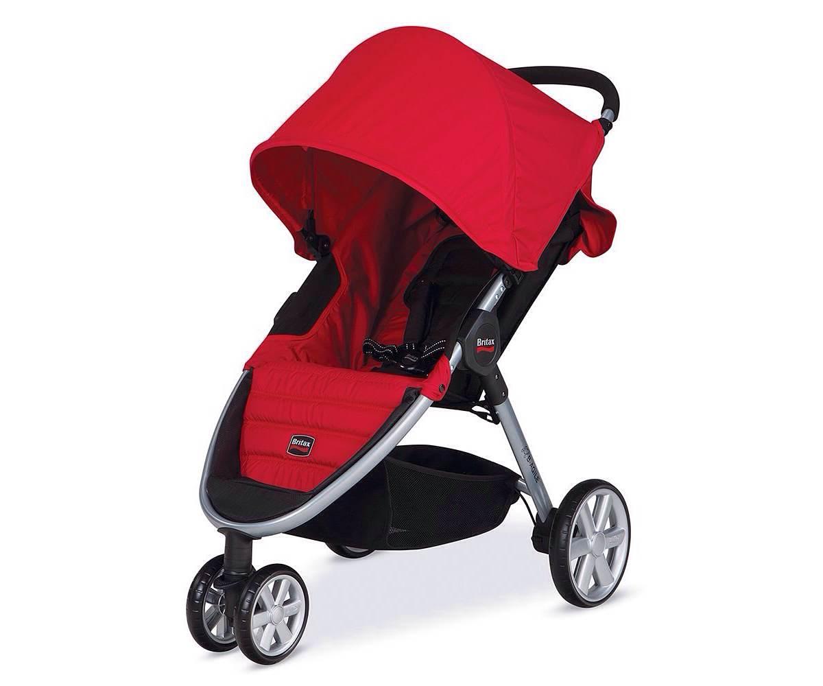2014 Britax B-Agile Stroller
