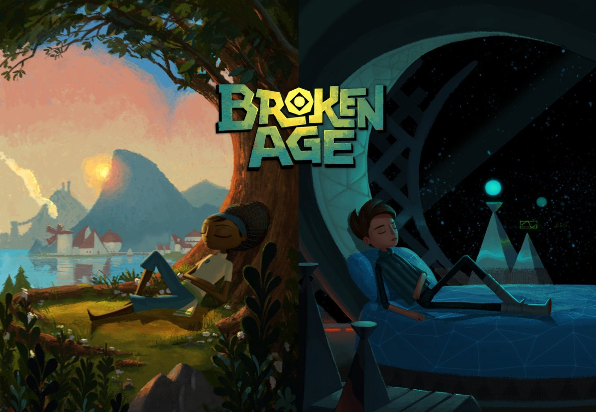 Broken Age for iPad