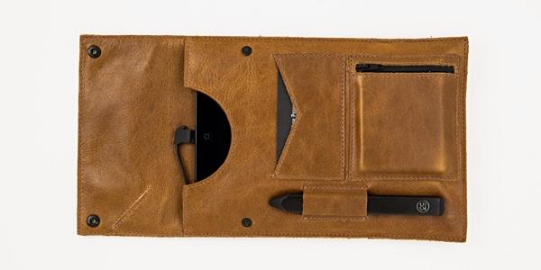 Cargito Charging iPad Case