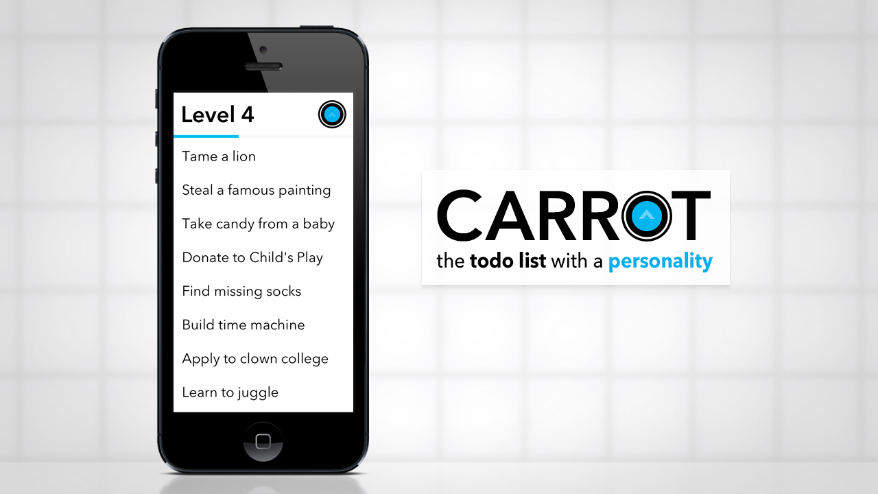 CARROT: The To-Do List with a Personality
