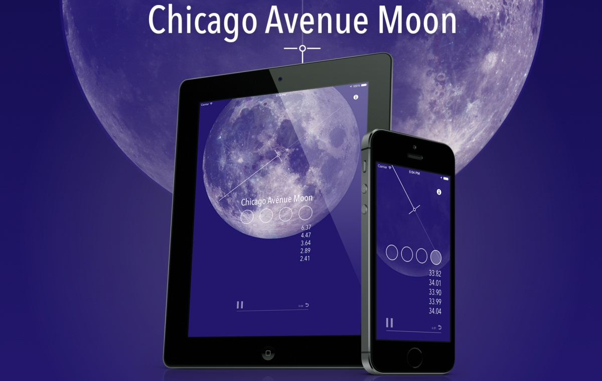 Chicago Avenue Moon