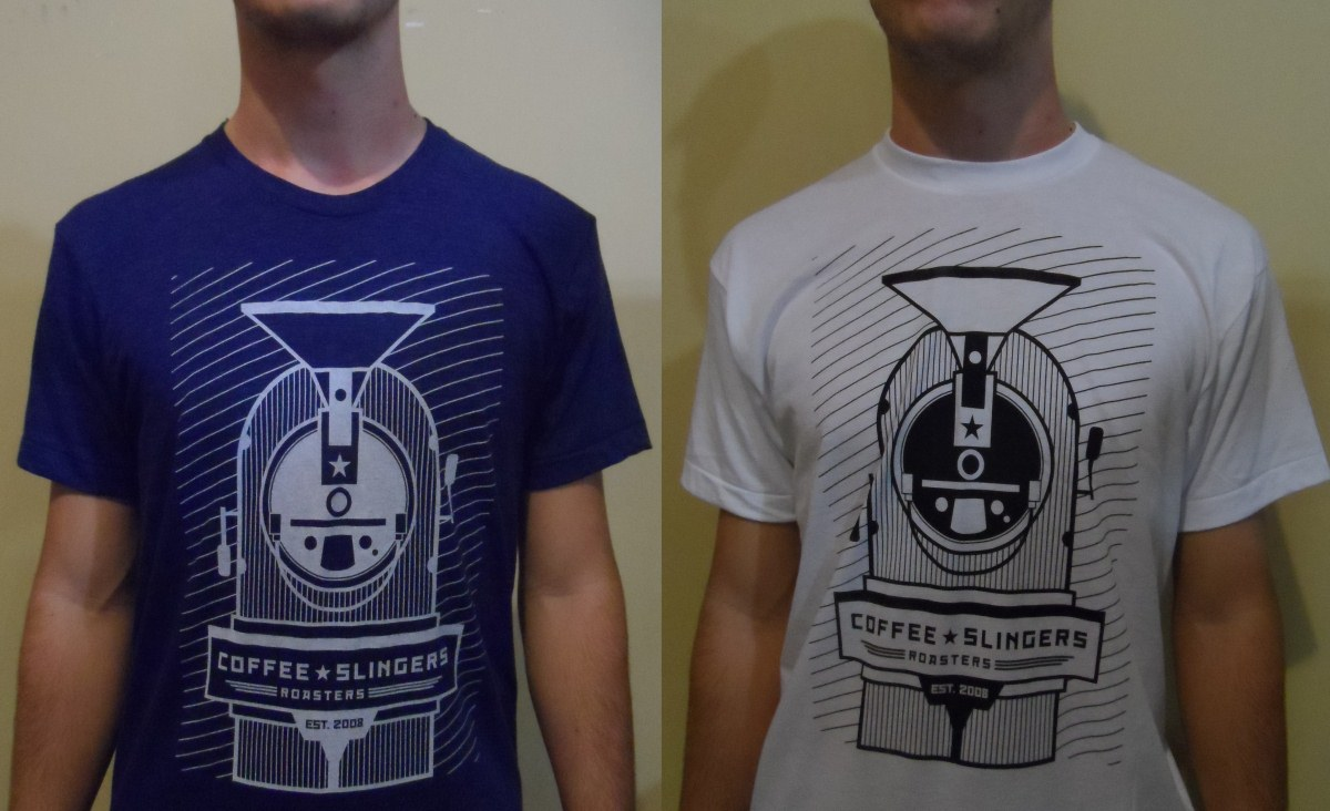 Coffee Slingers T-Shirt