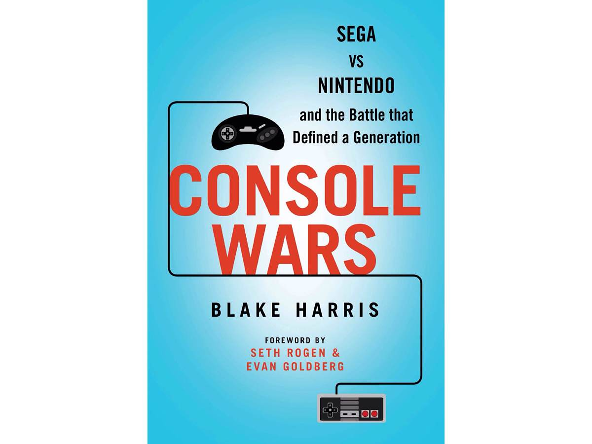 'Console Wars' by Blake J. Harris