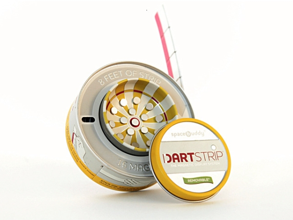 Dartstrip — Magnetic Display System