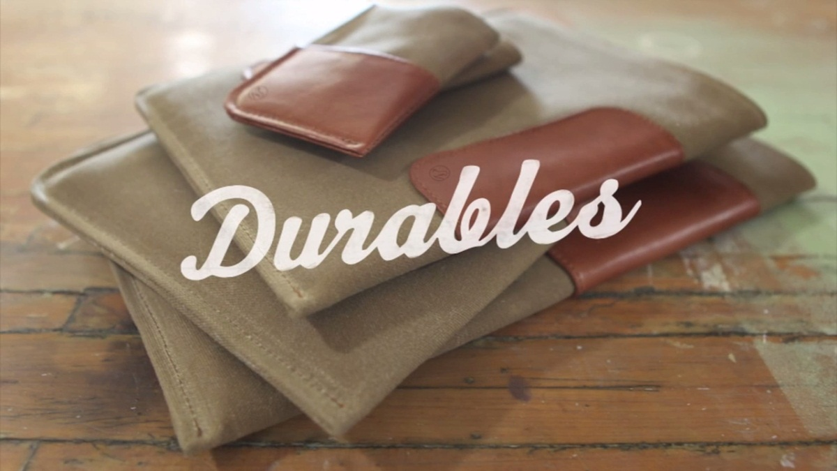 DODOcase Durables Device Sleeves