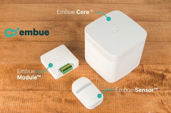 Embue — Smart Energy Management