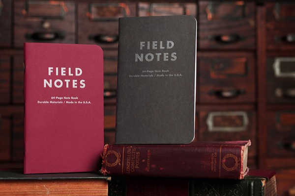 "Field Notes — ""Arts and Sciences"" Edition"