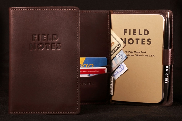 "Field Notes ""Everyday Carry"" Memo Book Cover"