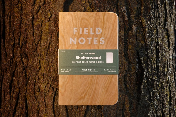 Field Notes — 'Shelterwood' Edition
