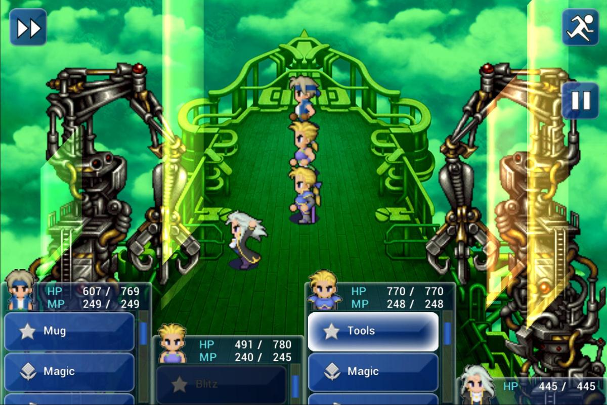 Final Fantasy VI for iOS