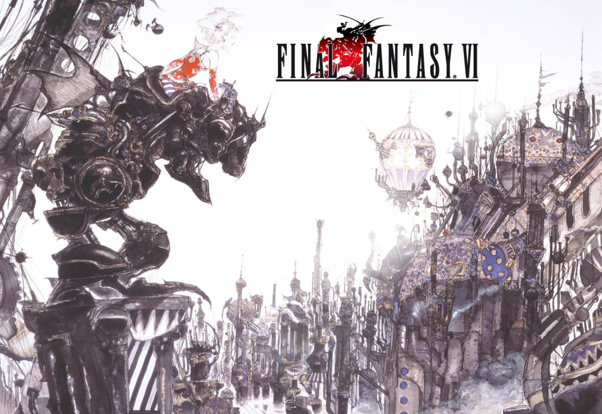Final Fantasy VI for iOS