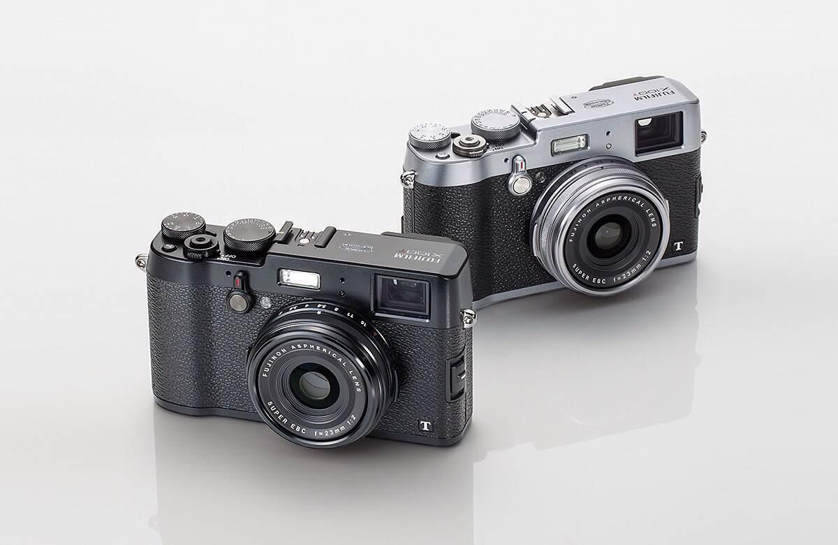 Fujifilm X100T Digital Mirrorless Camera