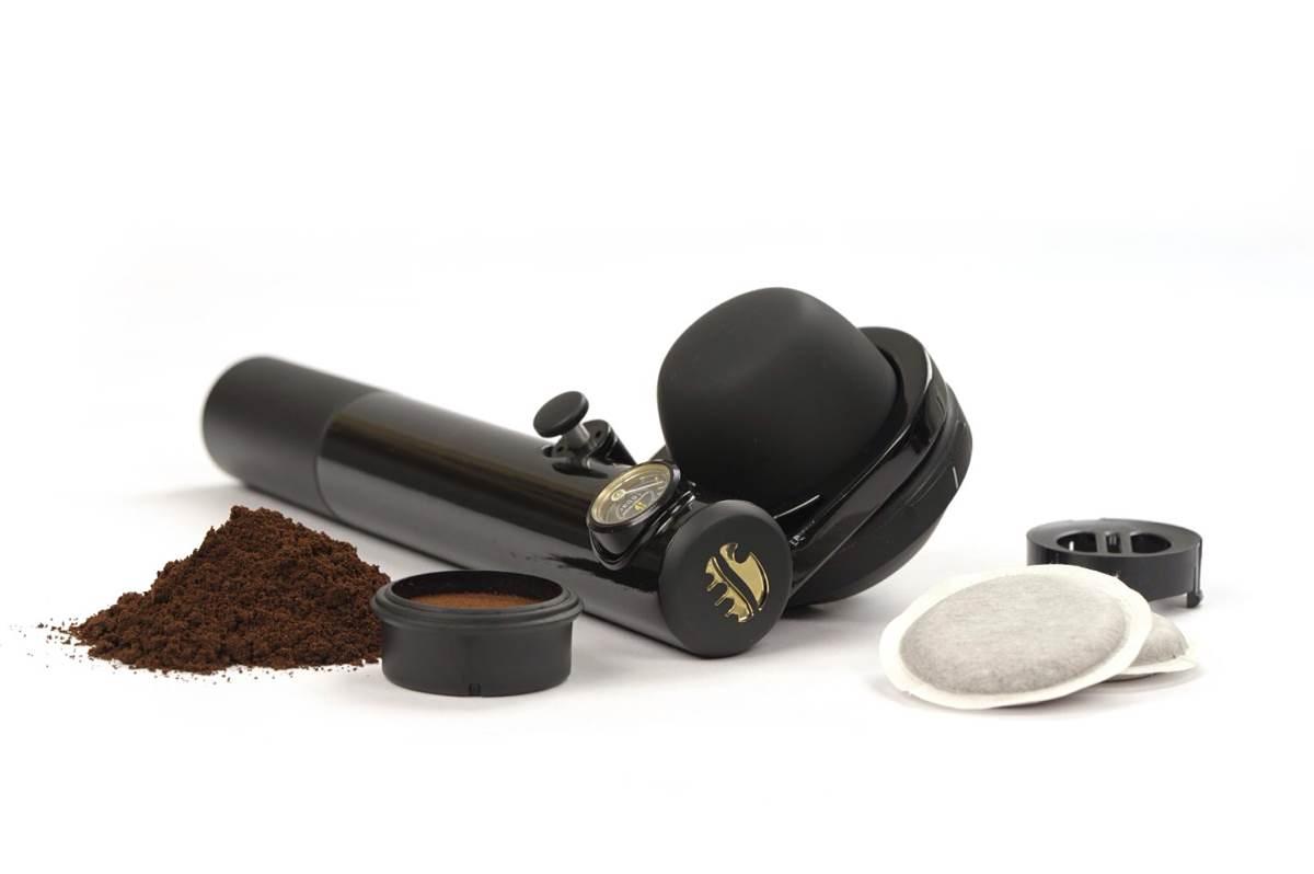 Handpresso Wild Hybrid — Portable Espresso Maker