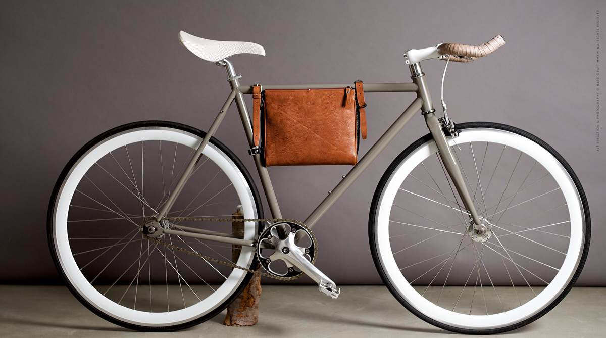 Hard Graft's New Bicycle Bags