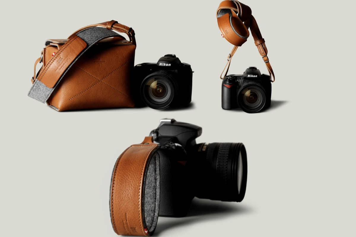 Hard Graft's 'Heritage Collection' Camera Accessories