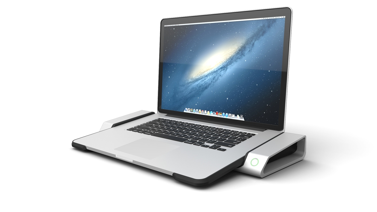Horizontal MacBook Dock