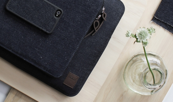 Ikku Recycled Denim Cases