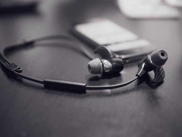 JayBird BlueBuds X Sport Bluetooth Headphones