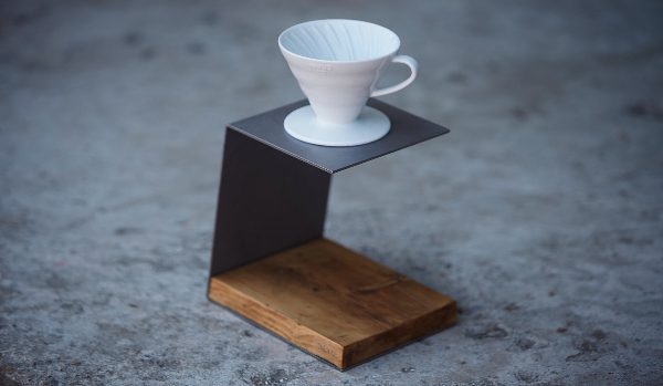 JM&Sons Pour-Over Coffee Stand