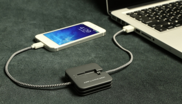 JUMP — Device Charger and Cable