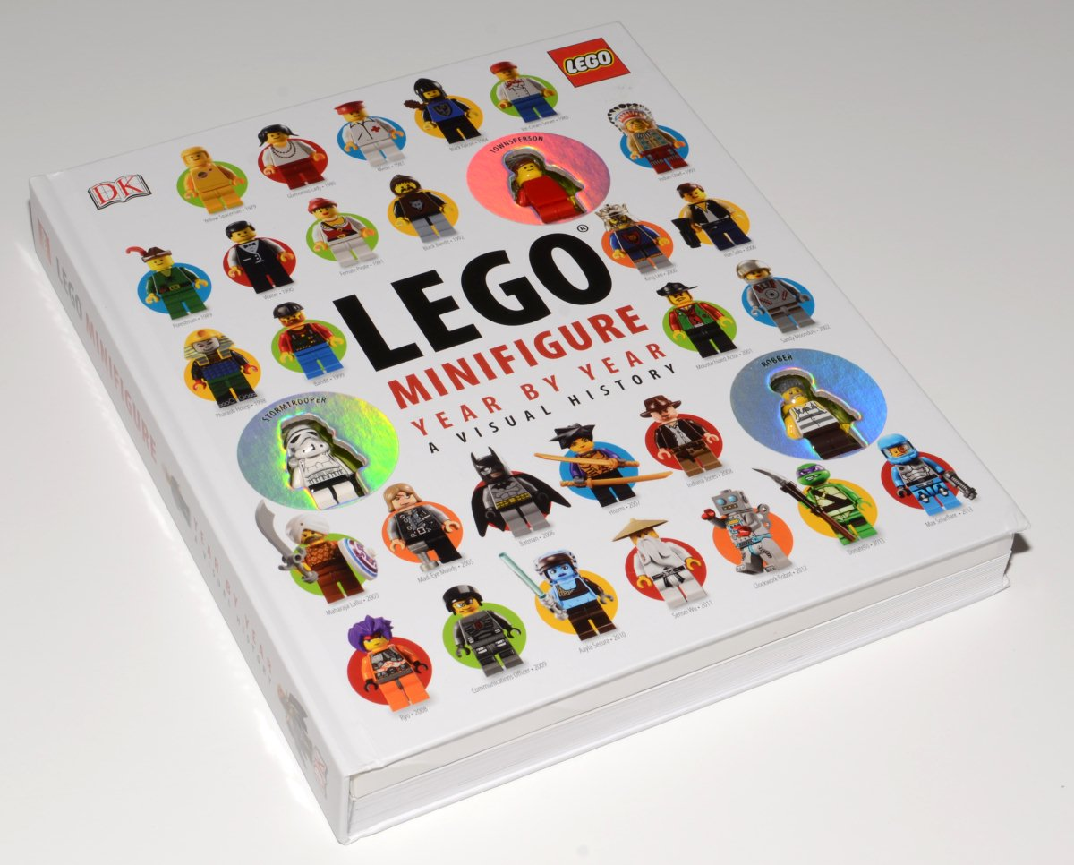 A Visual History of the LEGO Minifigure