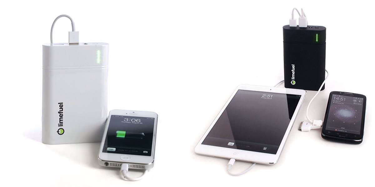Limefuel Blast USB External Battery Pack