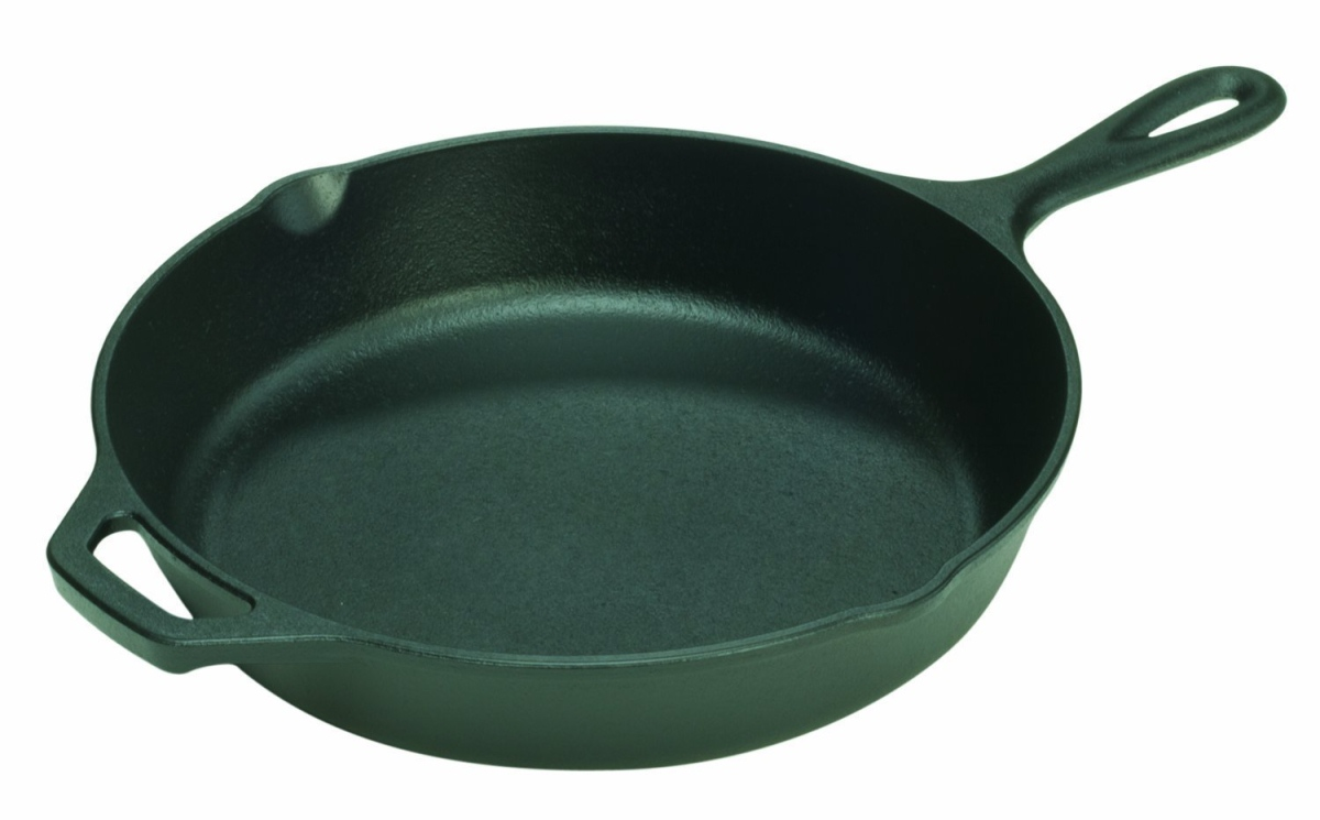 Lodge's Pre-Seasoned Cast Iron Skillets