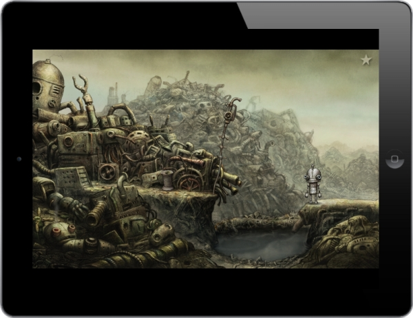 Machinarium for iOS