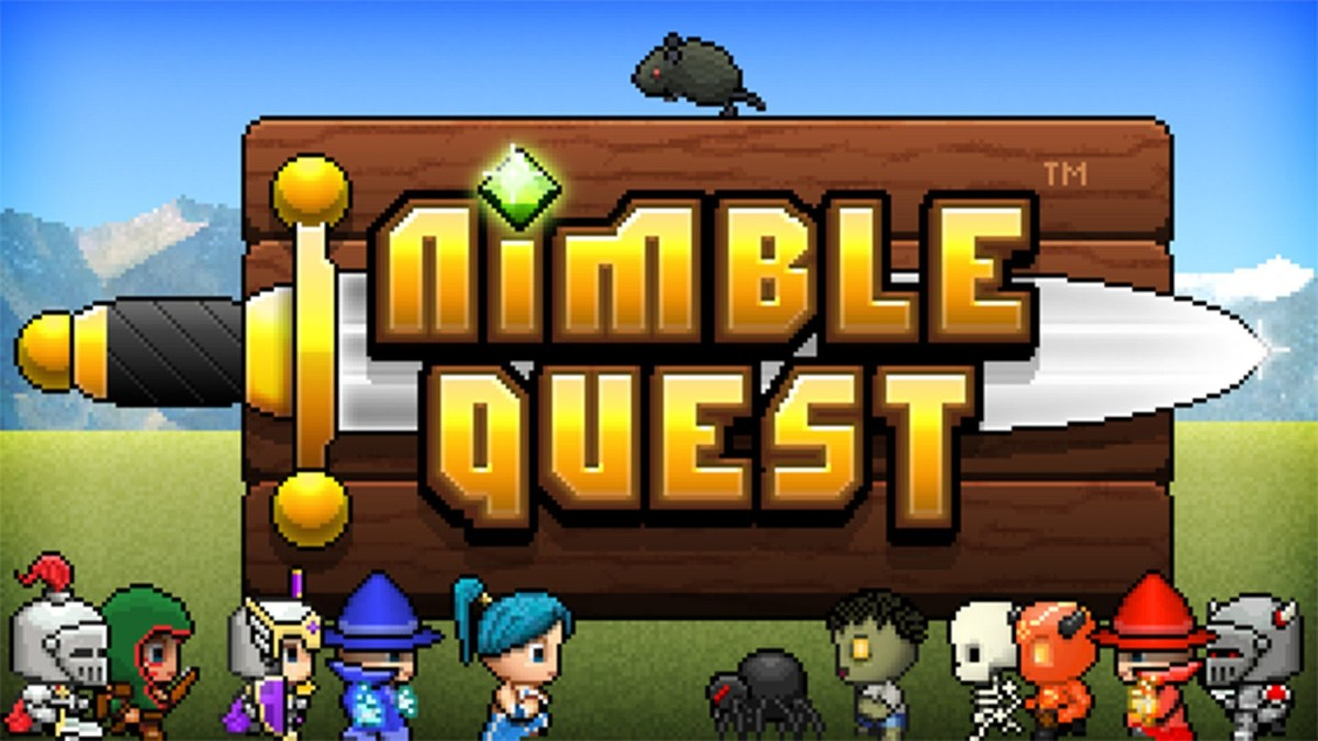 Nimble Quest for iPhone