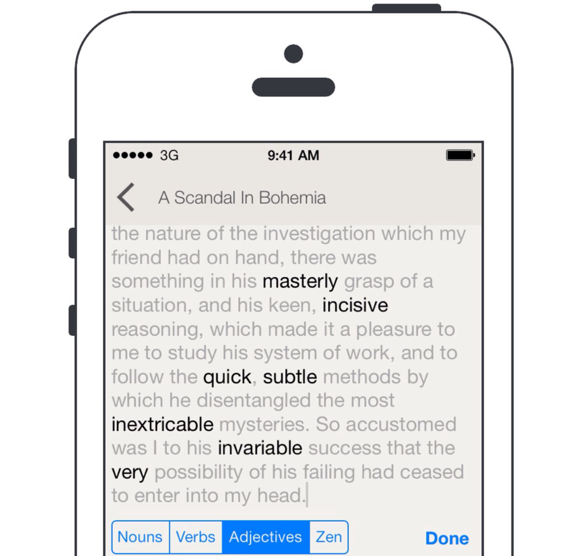 nvNotes for iPhone