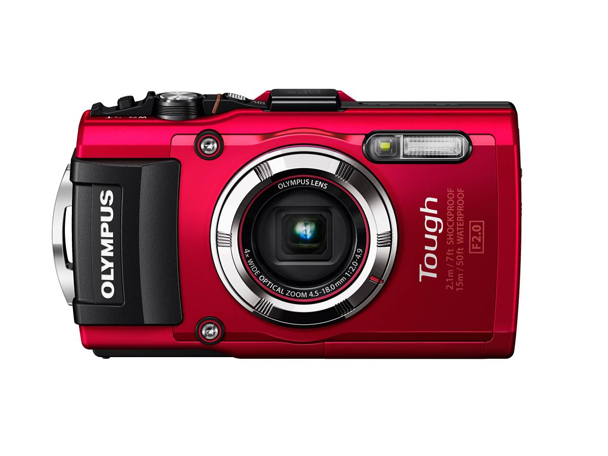 Olympus TG-3 Digital Camera