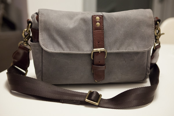 ONA Bowery Shoulder Bag and Insert