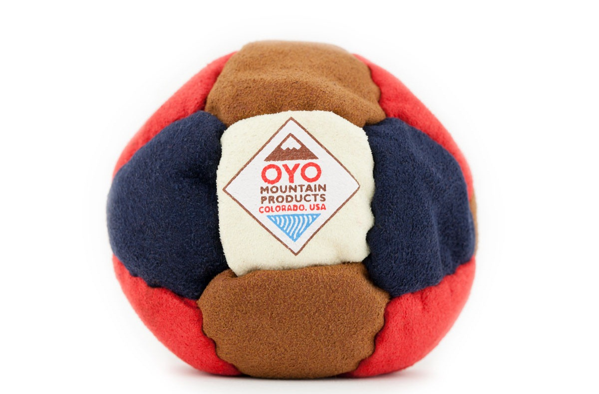 Oyo Mountain Foot Bag