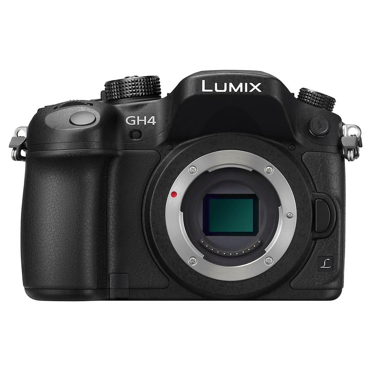 Panasonic LUMIX GH4 Digital Camera