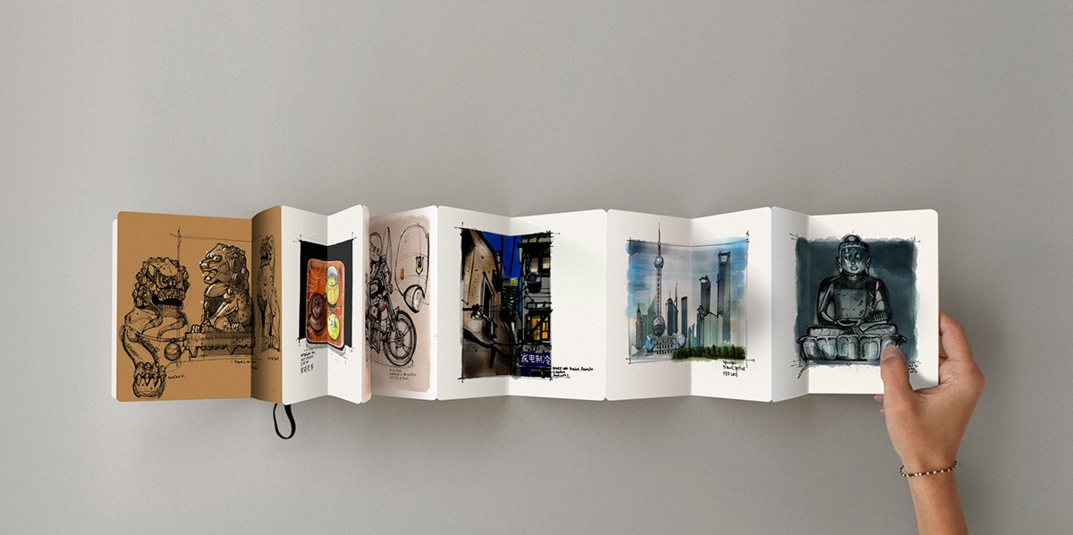 'Book' by Paper + Moleskine