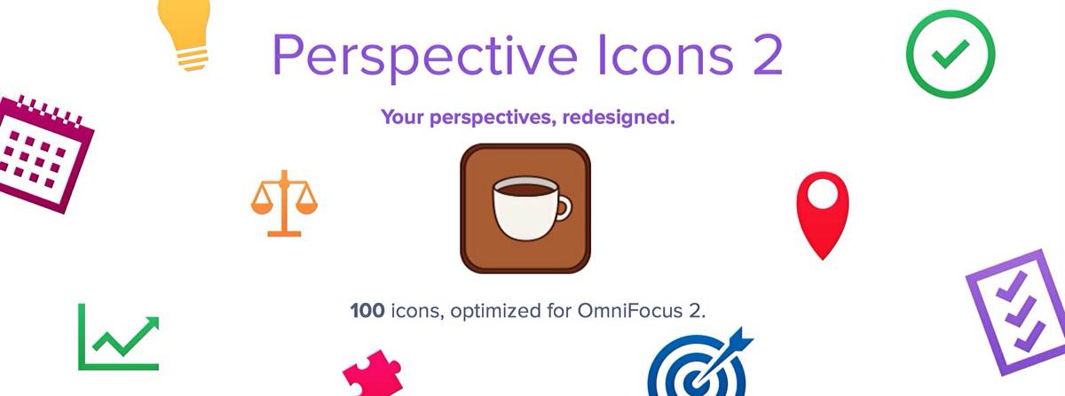 Perspective Icons 2