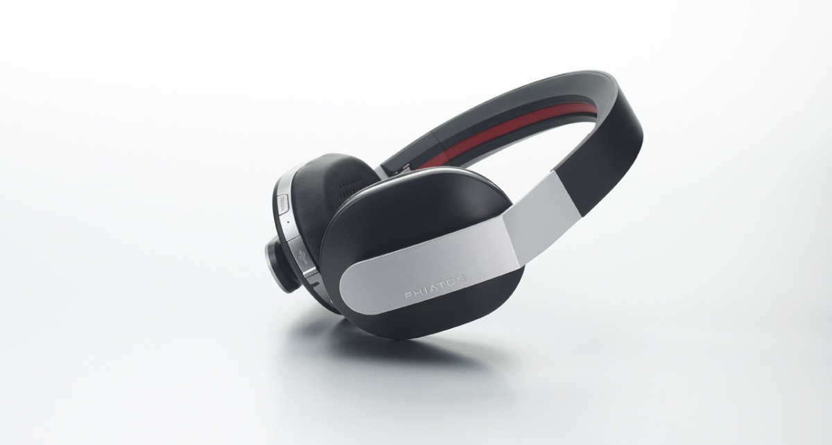 Phiaton Chord MS 530 Noise-Canceling Bluetooth Headphones