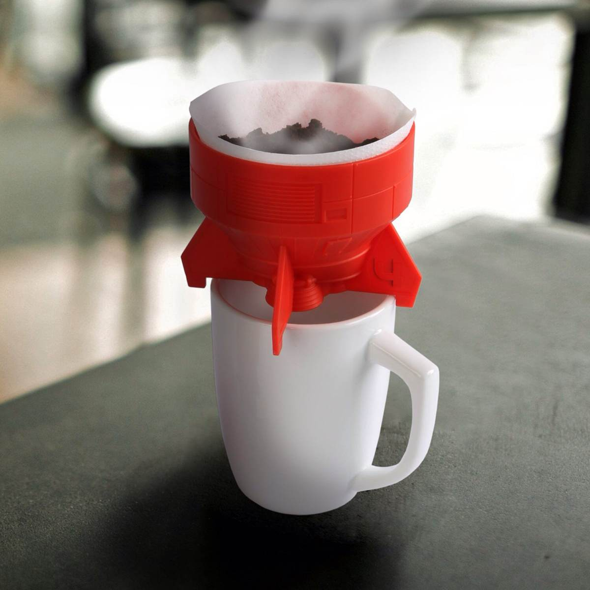 Rocket Fuel Pour-Over Coffee Drip