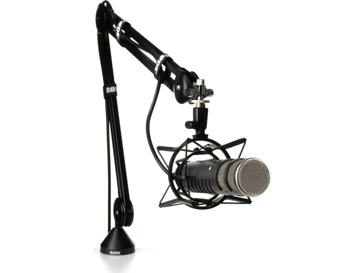 RØDE PSA 1 Swivel Mount Studio Microphone Boom Arm