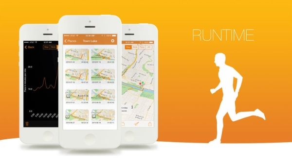 Runtime — Simple Run Tracking for iPhone