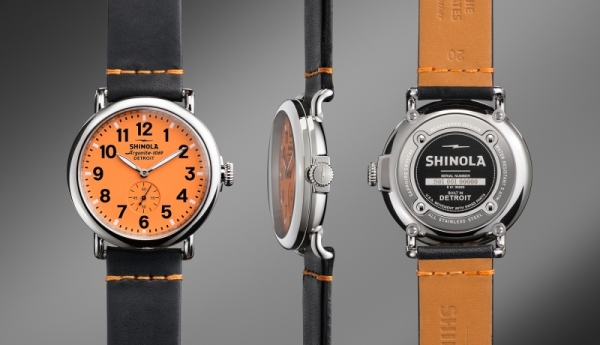The Runwell Watch by Shinola